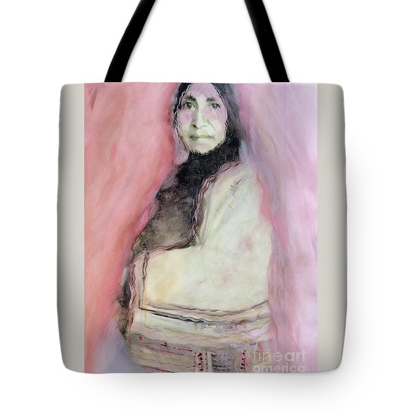 Healing Mother Earth Tote Bag