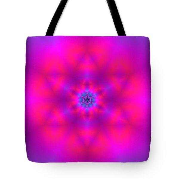 Tote Bag featuring the digital art Healing Number Xxx by Robert Thalmeier