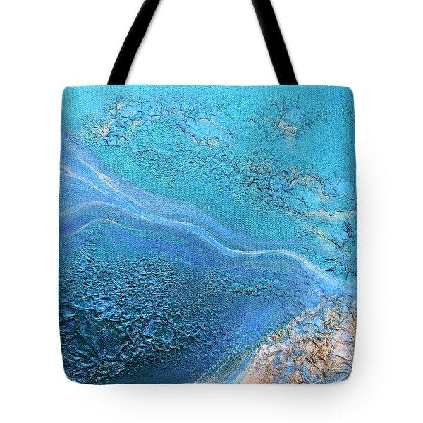 Healing Waters 1 Tote Bag