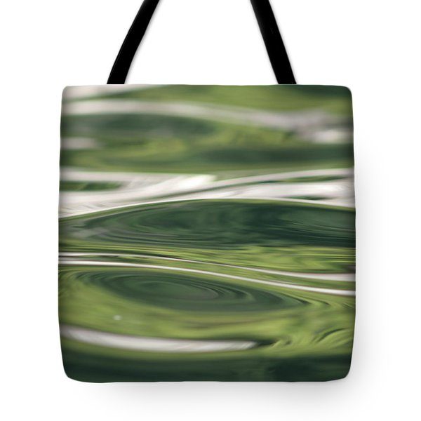 Healing Waters Tote Bag by Cathie Douglas