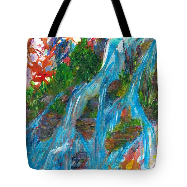 Healing Waters Tote Bag