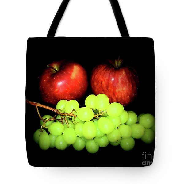 Healthy 1-8 Tote Bag