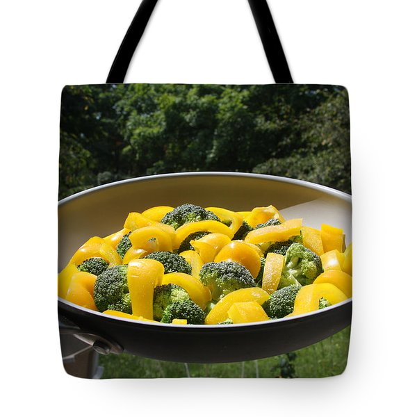 Tote Bag featuring the photograph Healthy Breakfast by Vadim Levin