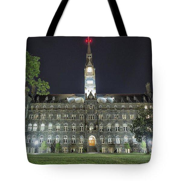 Healy Hall Tote Bag