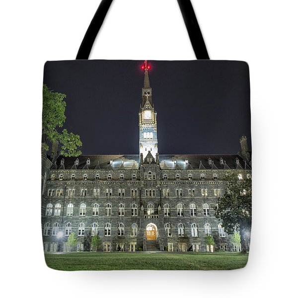 Healy Hall Tote Bag