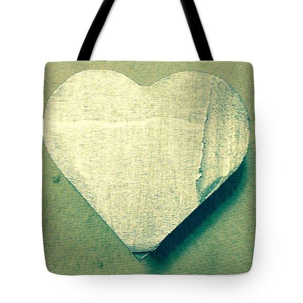 Tote Bag featuring the photograph Heart Box by Alohi Fujimoto