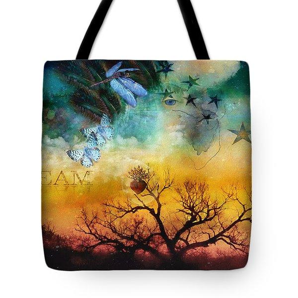Heart Dream Tote Bag