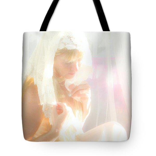 Heart Drop Tote Bag