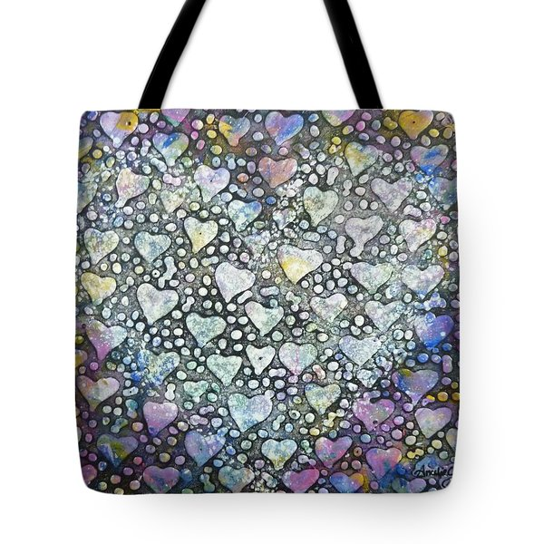 Heart Felt Tote Bag