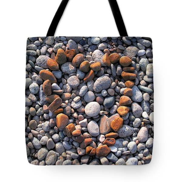Heart Of Stones Tote Bag