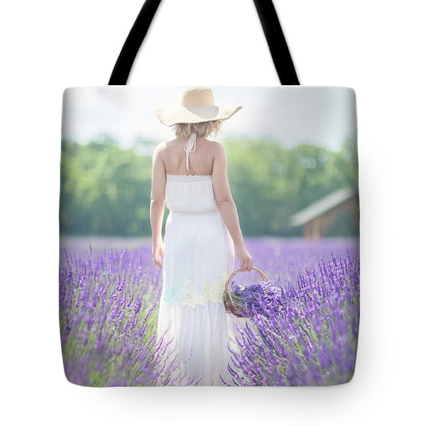 Heart Of Summer Tote Bag