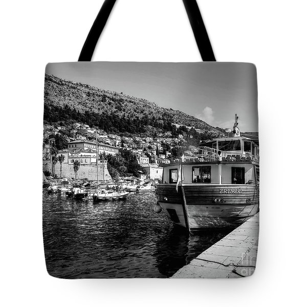 Heart Of The Harbour Tote Bag