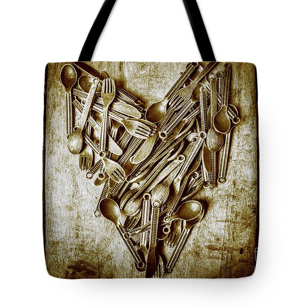 Heart Of The Kitchen Tote Bag by Jorgo Photography - Wall Art Gallery