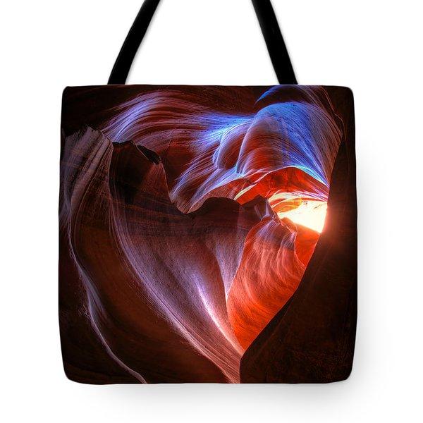 Heart Of The Navajo Tote Bag
