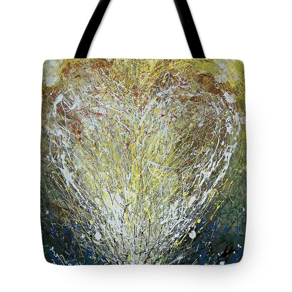 Heart One Tote Bag