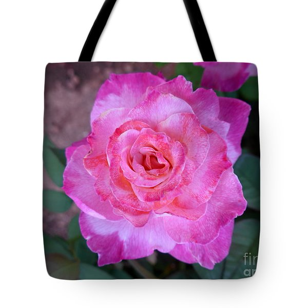 Sedona Heart Rose Tote Bag