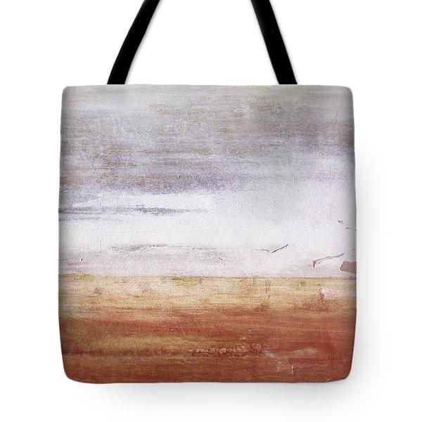 Heartland- Art By Linda Woods Tote Bag by Linda Woods