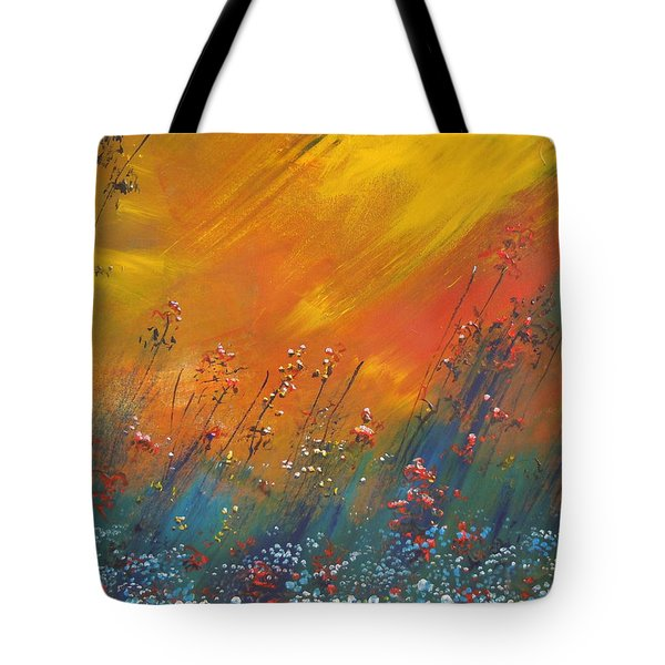 Heartland  Tote Bag by Dan Whittemore