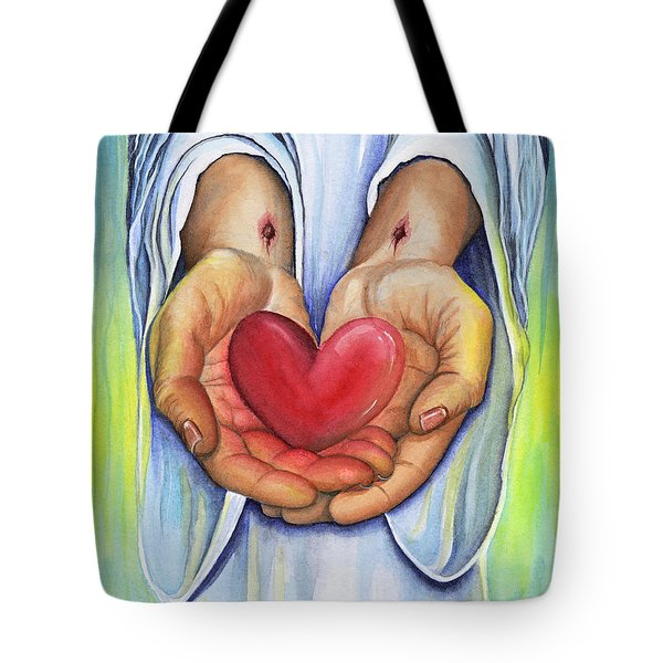 Heart's Desire Tote Bag