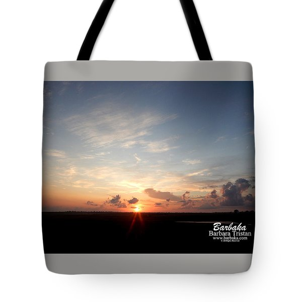 Hearts In The Distance Tote Bag