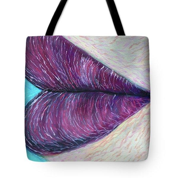 Heart's Kiss Tote Bag