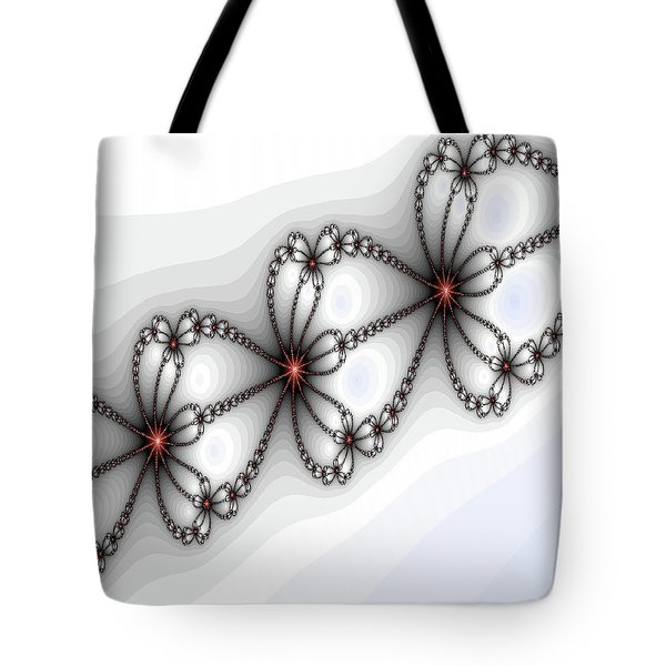 Hearts Of Fire Tote Bag
