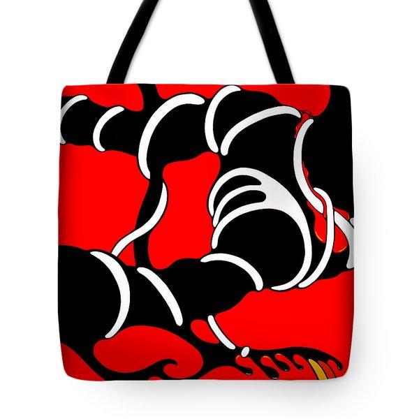 Heartstrings Tote Bag