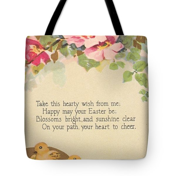 Hearty Wish Tote Bag