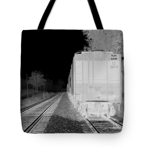 Heat Of The Night Tote Bag