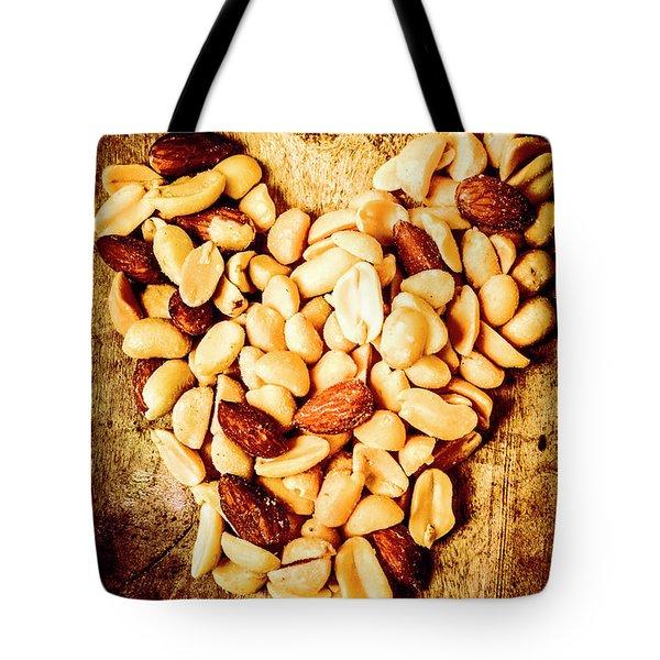 Heath Nut Tote Bag