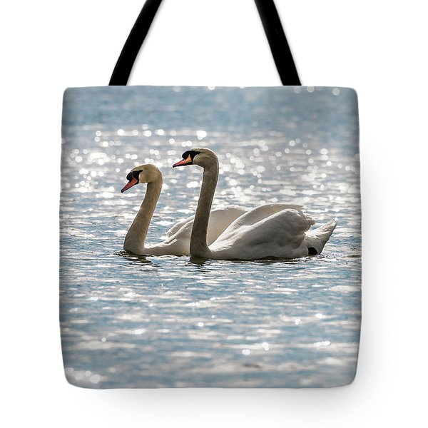 Heather And Keith Tote Bag