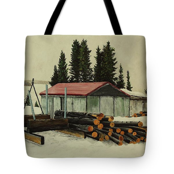 Heating Tote Bag