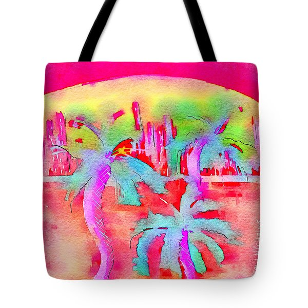 Heatwave Tote Bag