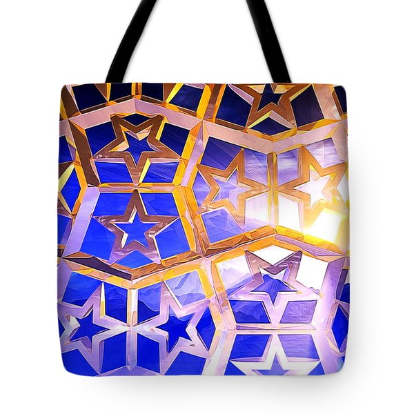 Heaven Tote Bag by Andreas Thust