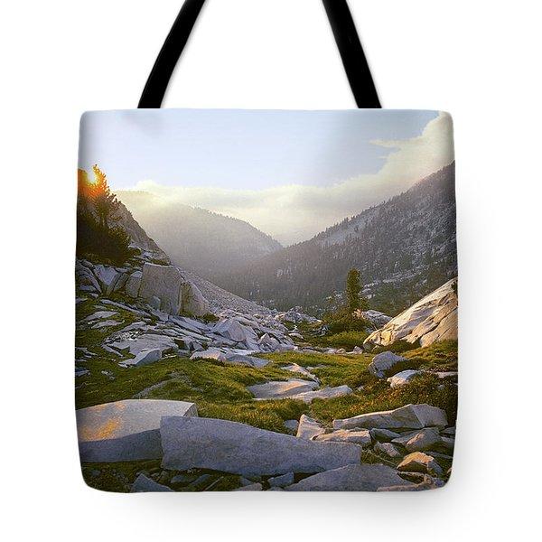 Heaven Can't Wait Tote Bag