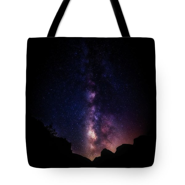 Tote Bag featuring the photograph Heaven Come Down by Rick Furmanek