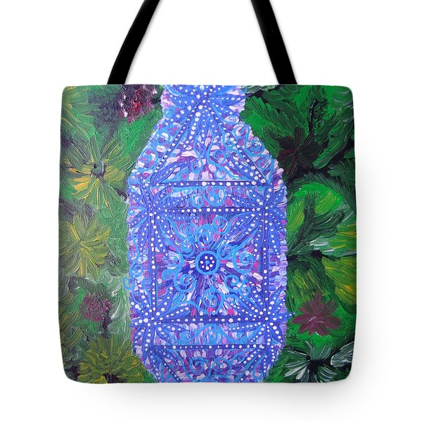 Heaven-earth Connection Tote Bag