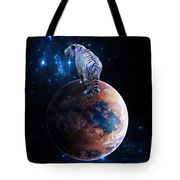 Heaven Help Us All Tote Bag