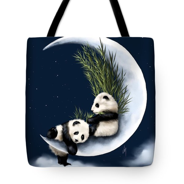 Heaven Of Rest Tote Bag by Veronica Minozzi