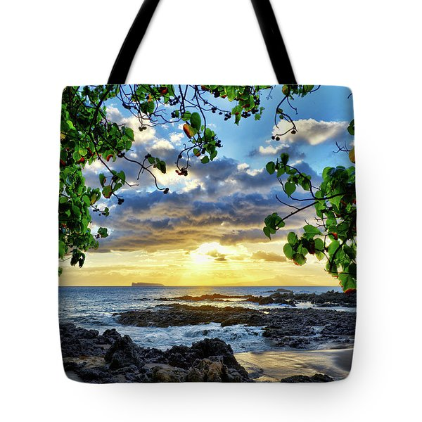 Heaven On Maui Tote Bag
