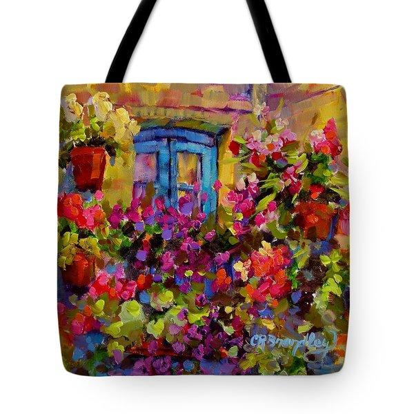 Heaven Scent Tote Bag