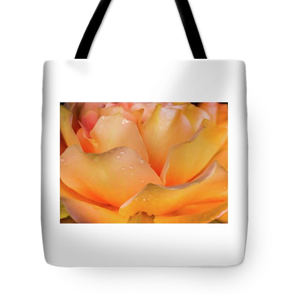 Tote Bag featuring the photograph Heaven Scent by Karen Wiles