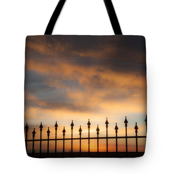 Heaven Waits Tote Bag