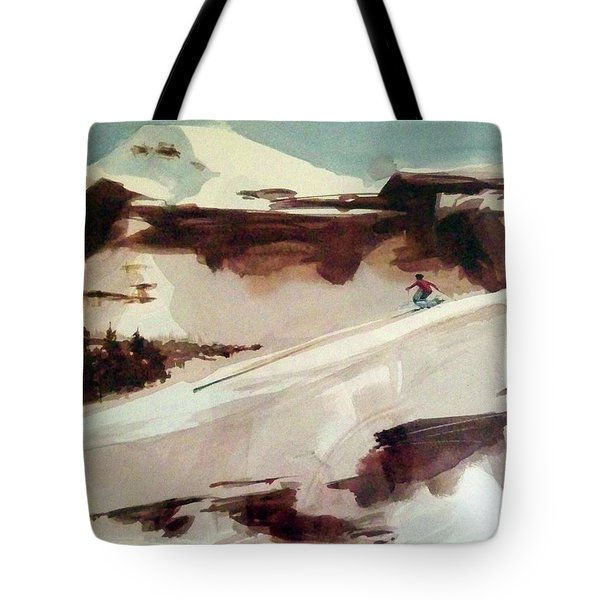 Heavenly Tote Bag by Ed Heaton