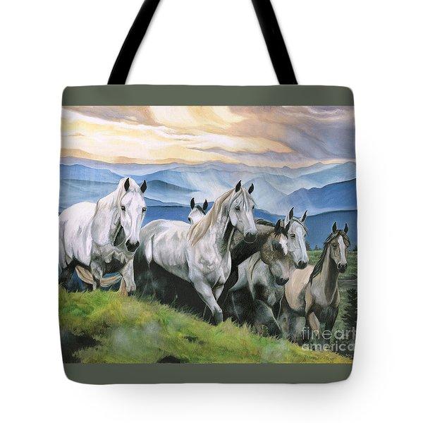 Heavenly Home Tote Bag