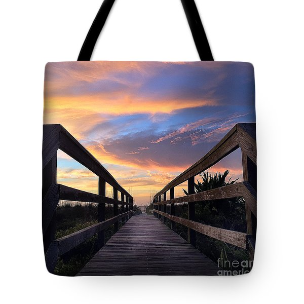 Tote Bag featuring the photograph Heavenly  by LeeAnn Kendall