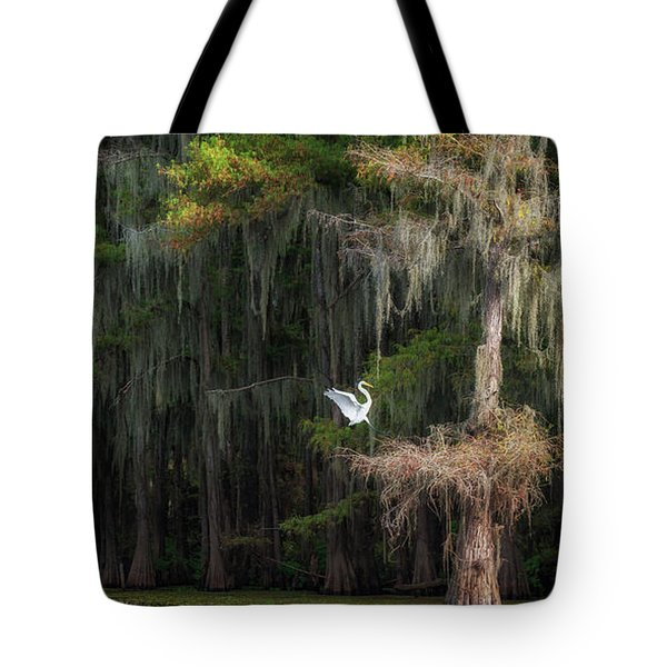 Heavenly Nest  Tote Bag