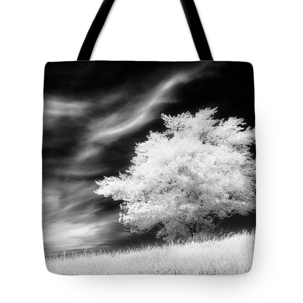 Tote Bag featuring the photograph Heavenly Places by Dan Jurak