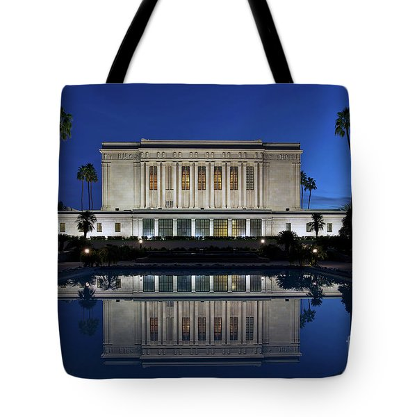 Heavenly Reflections Tote Bag