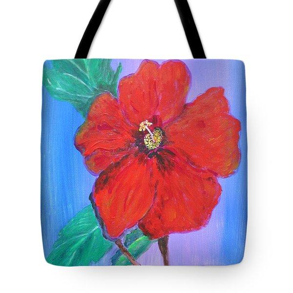 Heavenly Scent Tote Bag by Maria Watt